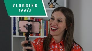 How To Get Started Vlogging: 3 Tools You Need