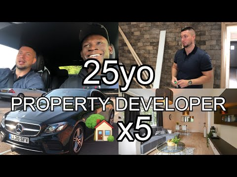 Day In The Life: Property Developer Luigi with 5 Properties