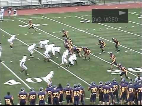 Logan Fitch #15 QB Hickman High School - Missouri - 10th Grade Season