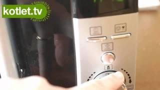 Test kuchenki mikrofalowej Severin MW 7804 - KOTLET.TV