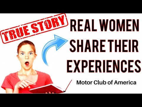 MCA Motor Club of America Company: Real Women Share their MCA Experience