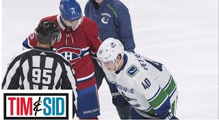 Will Injuries Swing Elias Pettersson's Calder Trophy Chances? | Tim and Sid