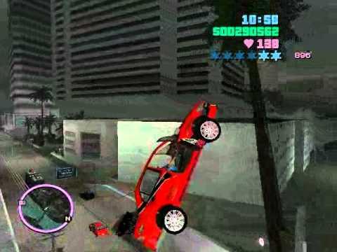 GTA VC Tokyo Drift Mod+Stunt Del Starman Mod