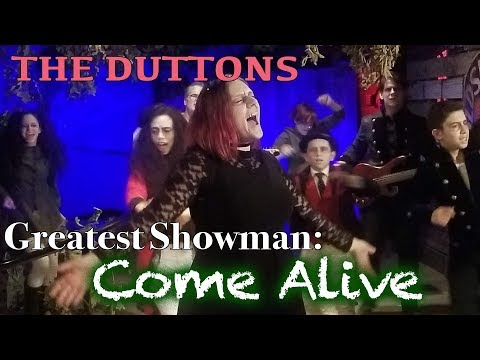 The Greatest Showman - Come Alive - Cover...