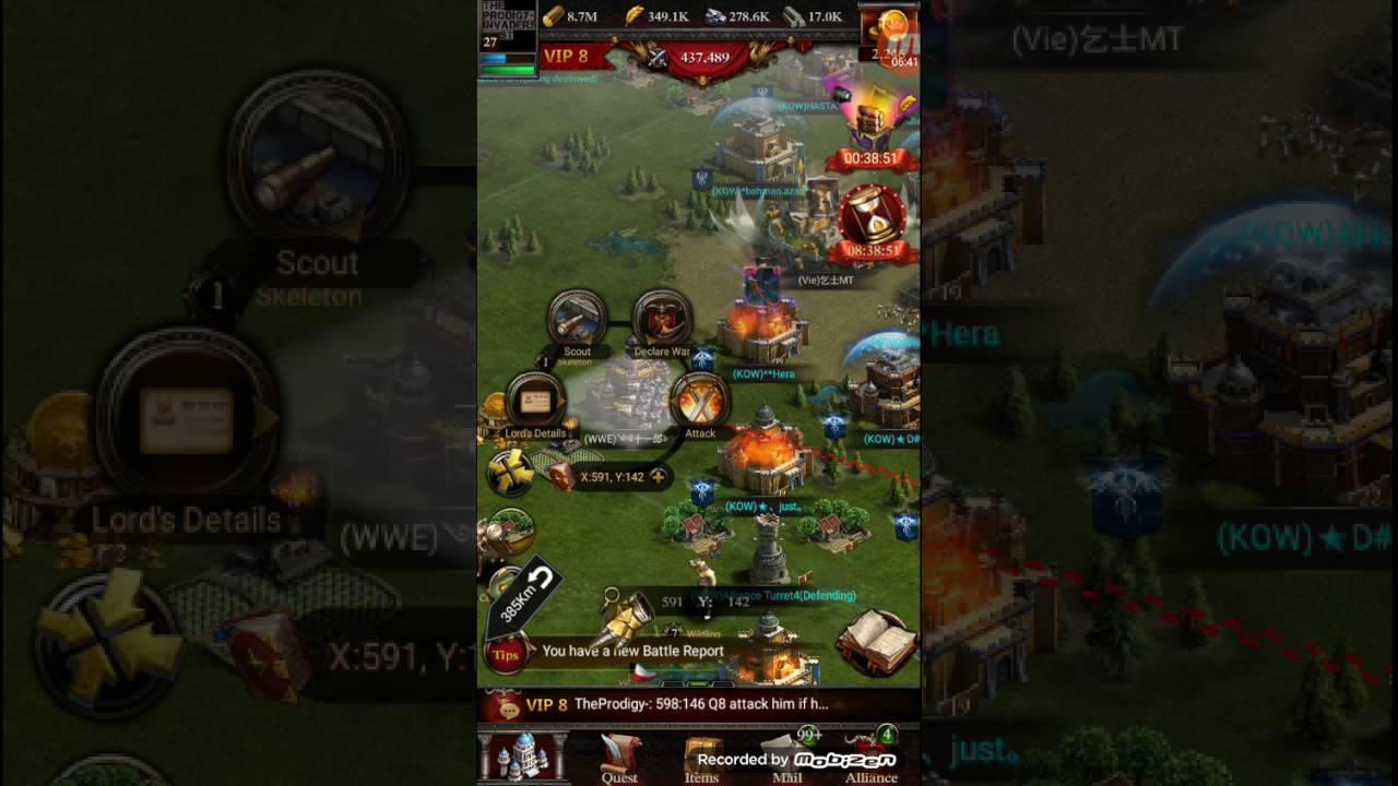 Clash Of Kings Bot Deutsch