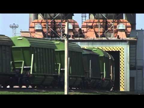 видео: Цех перегрузки карбамида Одесского припортового завода