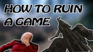 Warface : How to ruin a good game (FY-103)
