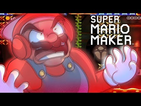 WHY DID I DECIDE TO TAKE ON 3 LEVELS!!?? [SUPER MARIO MAKER] [#146]