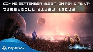 The Solus Project | Announcement Trailer | PlayStation VR