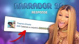 CABELUDA OU RASPADINHA? - NARRADOR RESPONDE #20