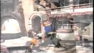 Closing To Pinocchio 1999/2000 VHS