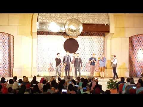 Federspiel @ Cairo Opera House 11/08/17, Yodeling song
