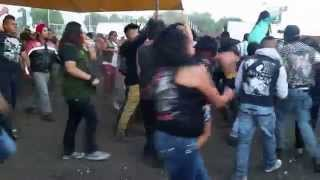 "ACIDEZ ""Todo Destruido"" en Ecatepunk, Oct. 11/15"