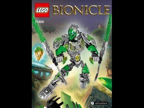 Lego Bionicle 2016 Инструкции - фото 4