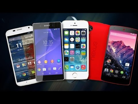 CNET Top 5 - Most anticipated phones (Fall 2014)
