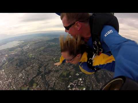 Tandem Skydive - Hannah Snell