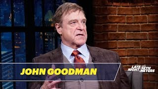 John Goodman Misses Working With Roseanne