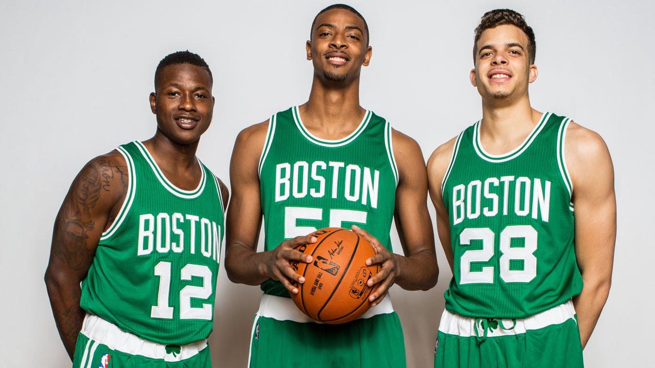 Celtics Rookies Rozier da2d07a36