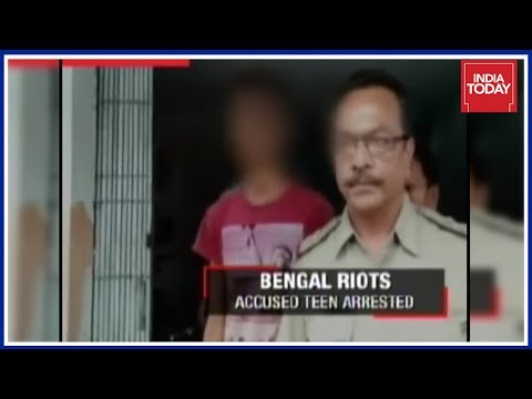 Teenager's House Ransacked In Bengal For Offensive Facebook Post