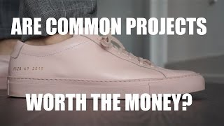 ARE COMMON PROJECTS WORTH THE MONEY? +