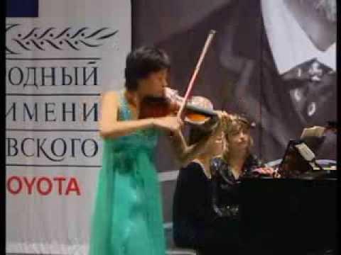 Wieniawski: Variations on an original theme