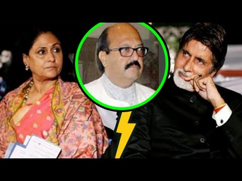 Amitabh Bachchan & Jaya Bachchan Live Separately | SHOCKING REVELATION By Amar Singh