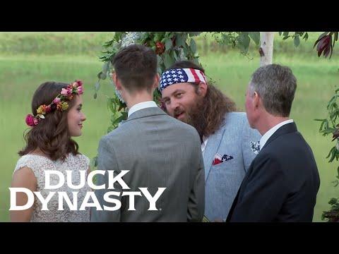 Duck Dynasty: John Luke and Mary Kate Say