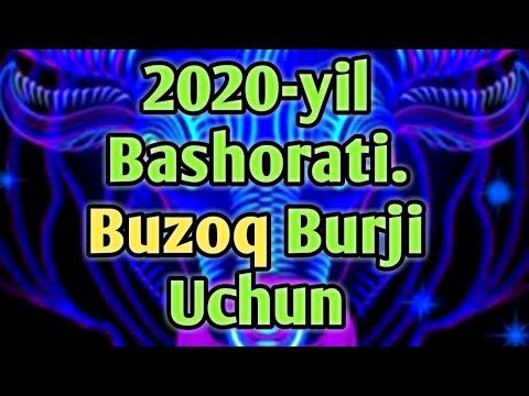2020-yil Bashorati/Buzoq Burji Uchun/2020-йил Башорати Бузок буржи учун.