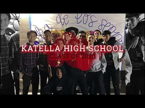 Katella High School Class of 2020- Senior Video