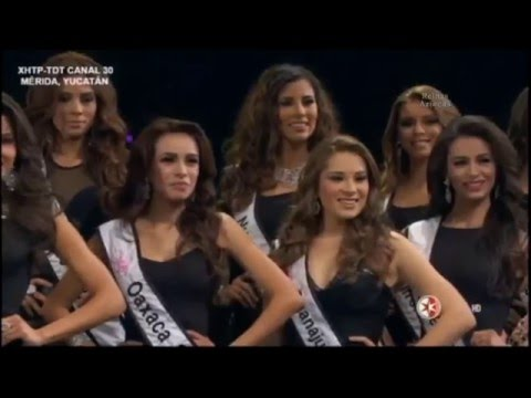 Nuestra Belleza México 2016 FINAL - COMPLETO