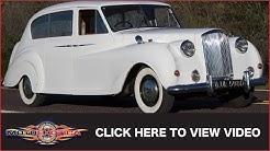 1966 Austin Vanden Plas Princess Limousine || SOLD