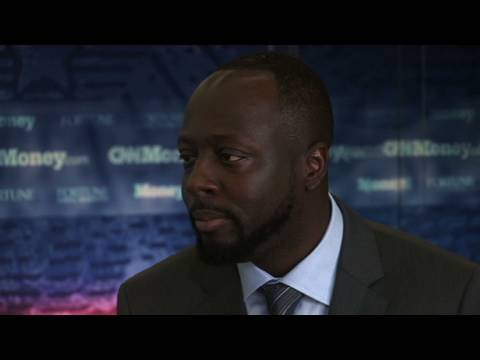 Wyclef: Haiti is open for business