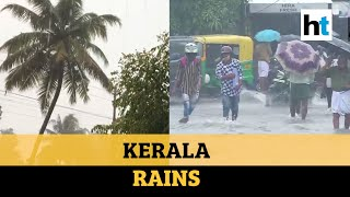 Watch: Heavy rains lash parts of Kerala, IMD issues yellow alert