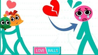 Bowmasters Vs Love Balls New Daily Challenge - Gameplay Walkthrough - Epic Win