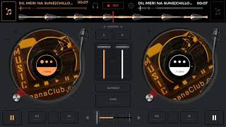 Dil Meri Na Sune Feel The Love Mixx Dj Ritesh Rock