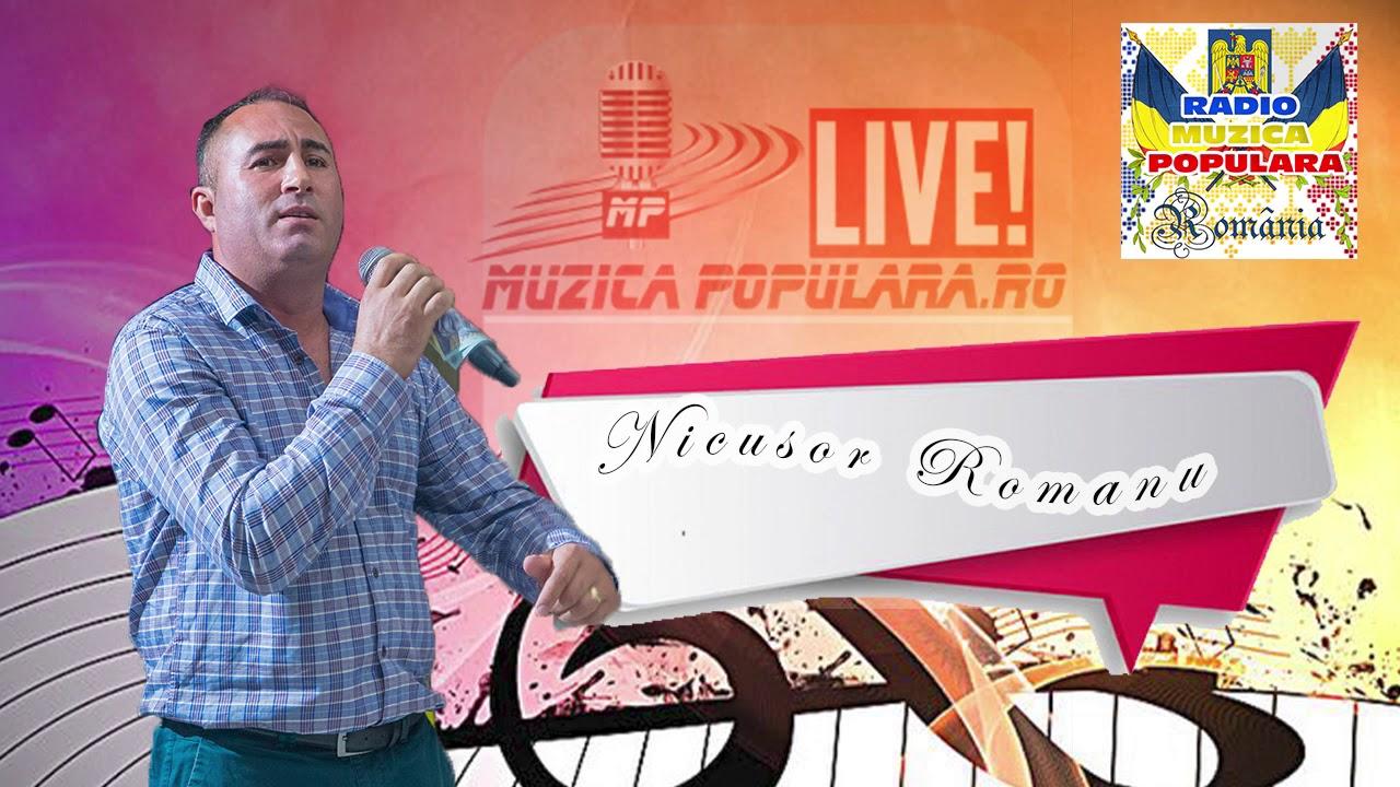 Nicusor Romanu - Nou 2020 Am iubit Doamne in viata cel mai nou Colaj de petrecere