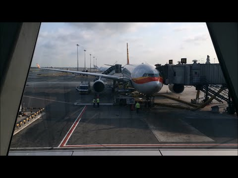 Taking off - Bangkok Suvarnabhumi International Airport - Bang Phli Samut Prakan Thailand
