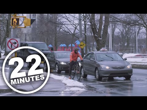 22 Minutes: Hinterland Who's Who - Winter Cyclist