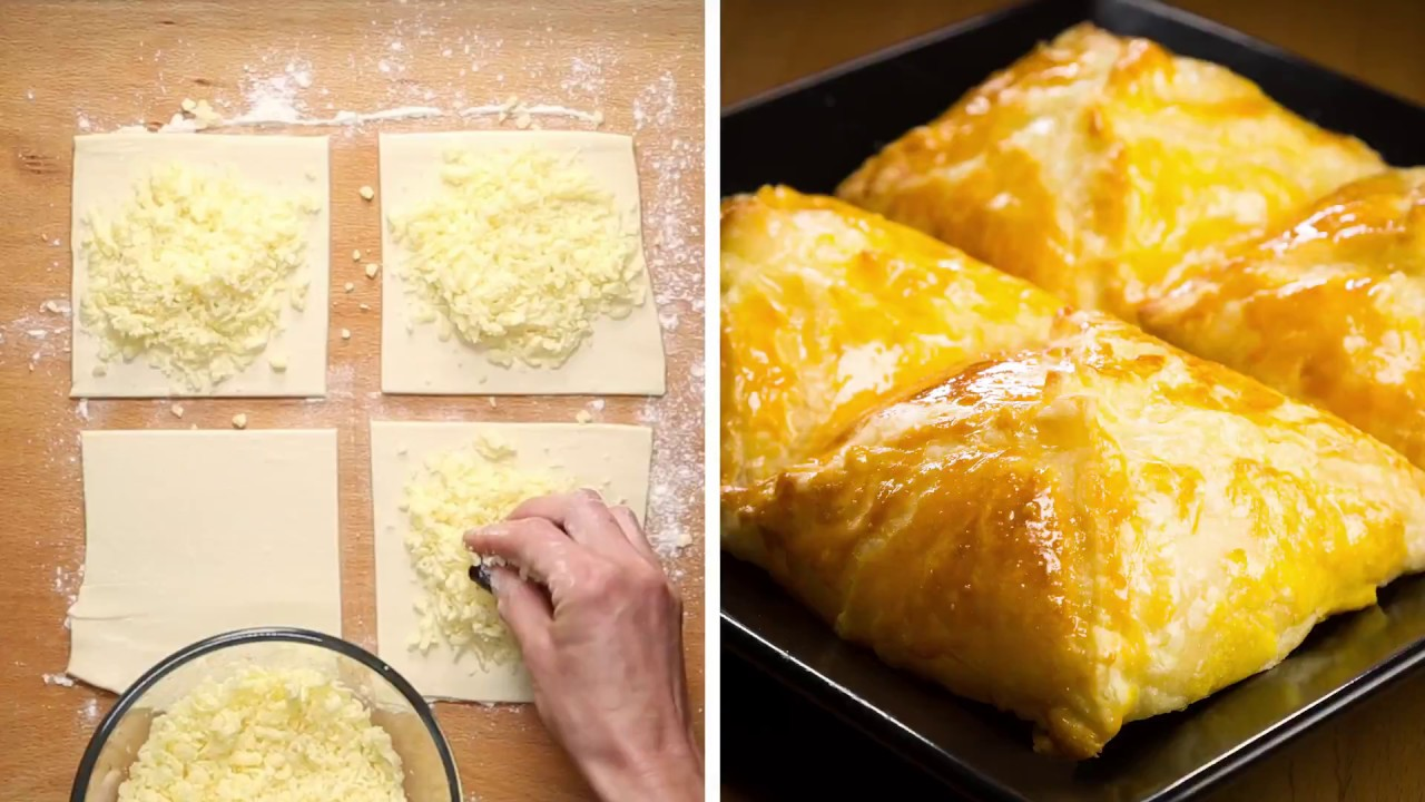 2 easy ways to make homemade khachapuri