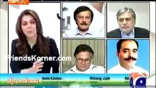 Hassan Nisar: Pak Politicians Ruled by Self Interest