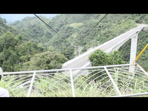Agas-Agas Zip Line 2013