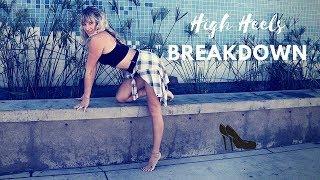Burlesque Dance Choreography Breakdown | High Heels By Jojo