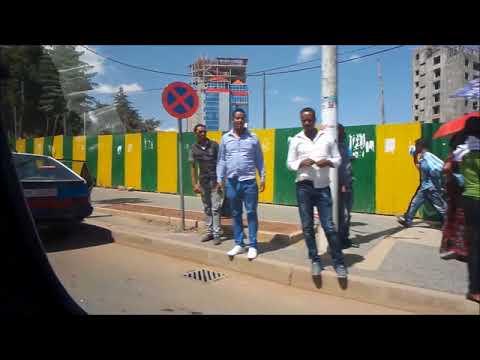 *** ADDIS ABABA --  ETIYOPYA  / Habeşistan *** Şehir Gezisi ***