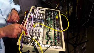 Dr. Richard Boulanger - Part 7: Creating sounds with SYSTEM-1m and eurorack