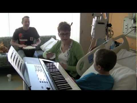 Music Therapy - Akron Children's Hospital video