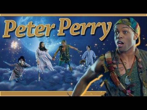 Peter Perry by Todrick Hall (#TodrickMTV)