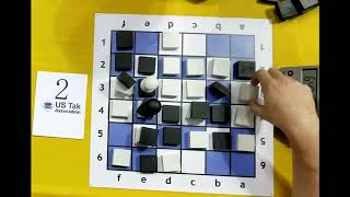 2018 GenCon Semifinals - Board 2 Game 2