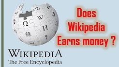 How wikipedia makes money | Wikipedia Business Model