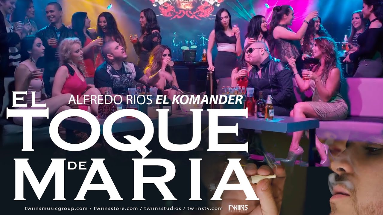 Descargar El Toque De Maria - El Komander - Video Official 2016