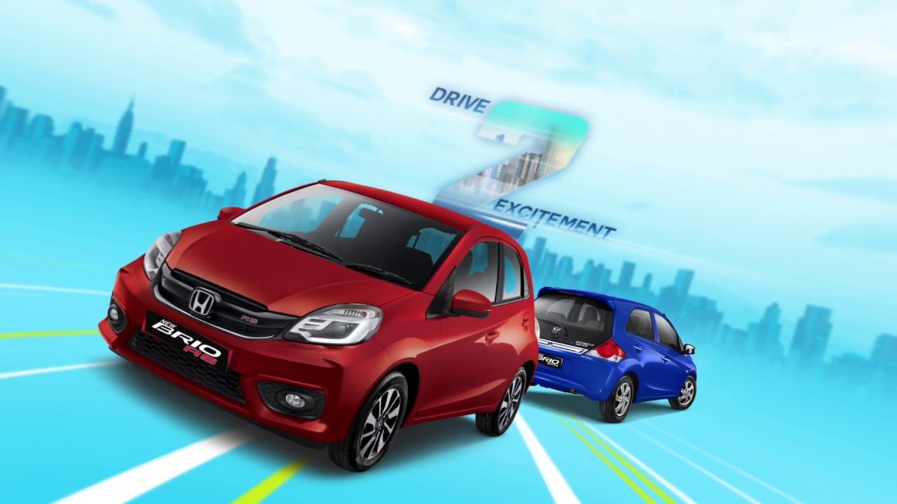 "new honda brio; ""drive 2 excitement"" - youtube"